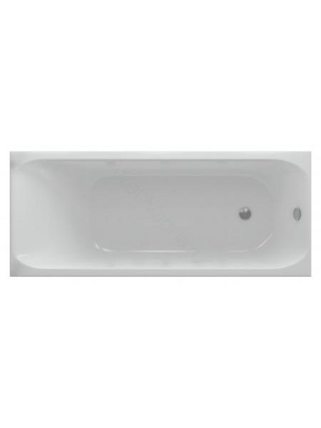 Акриловая ванна Акватек Альфа New 140x70