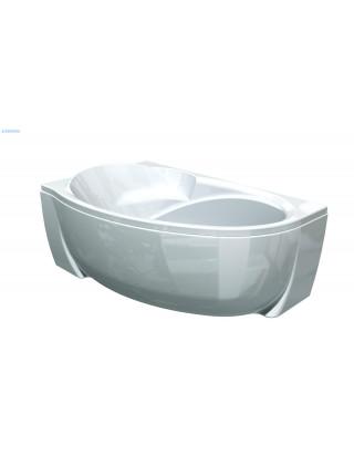 Акриловая ванна Акватек Бетта 150x95 левая