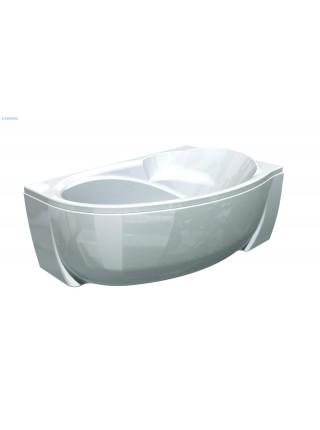 Акриловая ванна Акватек Бетта 150x95 правая