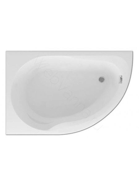 Акриловая ванна Акватек Вирго 150x100 левая