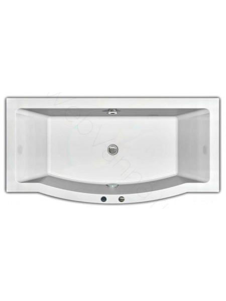 Акриловая ванна Акватек Гелиос 180x90