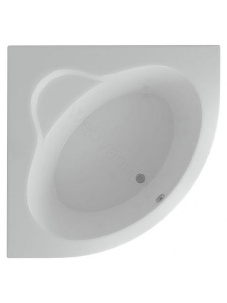 Акриловая ванна Акватек Калипсо 146x146