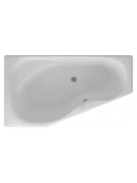 Акриловая ванна Акватек Медея 170x95 левая