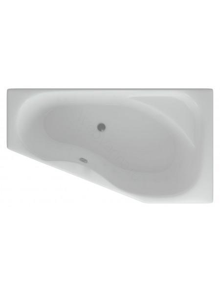 Акриловая ванна Акватек Медея 170x95 правая