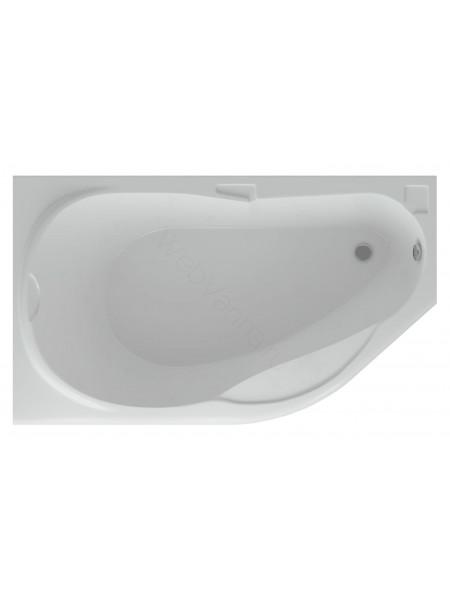 Акриловая ванна Акватек Таурус 170x100 левая