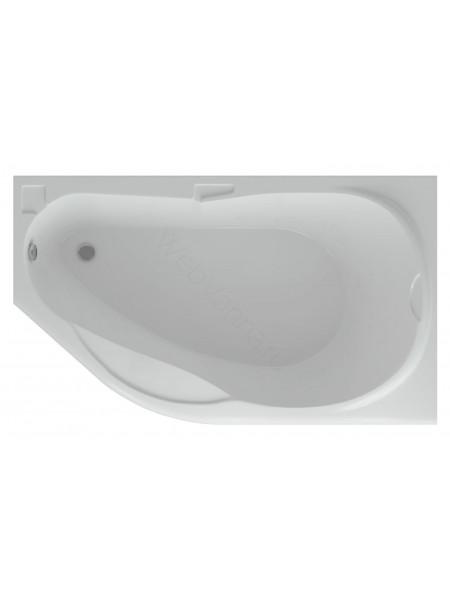 Акриловая ванна Акватек Таурус 170x100 правая