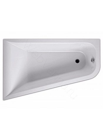 Акриловая ванна AM.PM INSPIRE 160х100 L