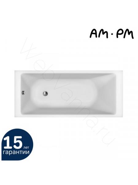 Акриловая ванна AM.PM Sense 150х70