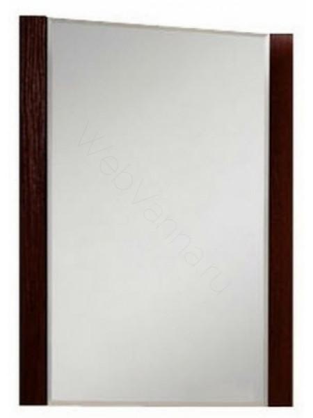 Зеркало Акватон Альпина 65 см, венге