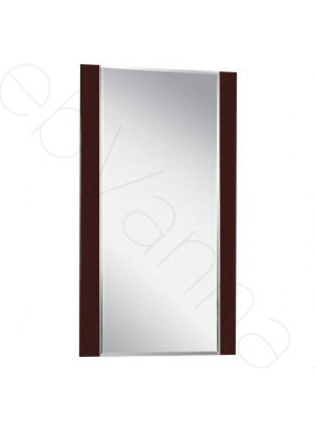 Зеркало Акватон Ария 50 см, тёмно-коричневое