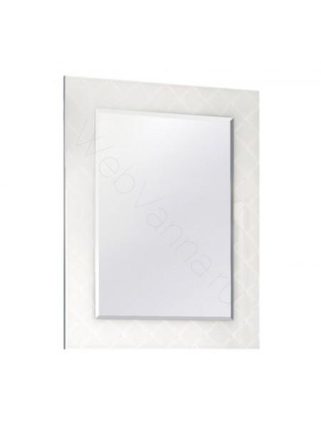 Зеркало Акватон Венеция 65 см, белое