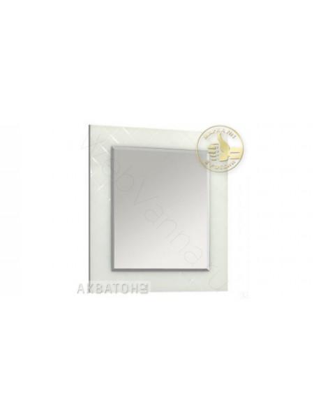 Зеркало Акватон Венеция 90 см, белое