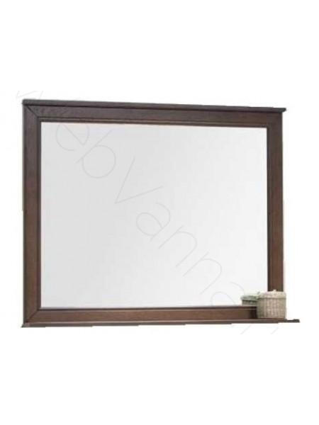 Зеркало Акватон Идель 105 см, дуб шоколадный