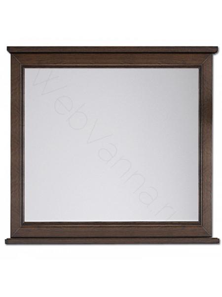 Зеркало Акватон Идель 85 см, дуб шоколадный