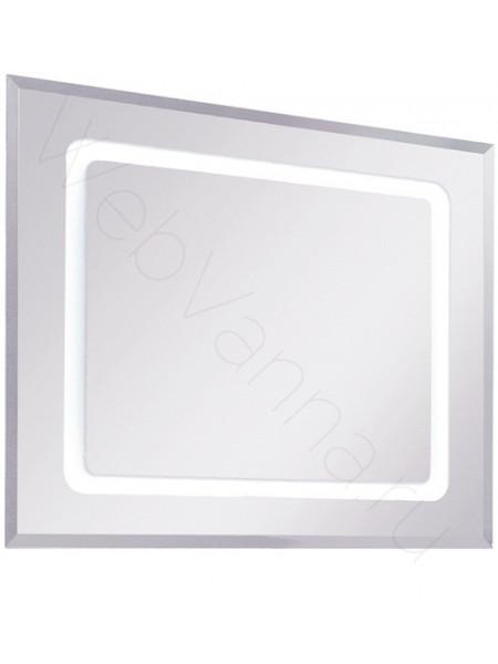 Зеркало Акватон Римини 100 см, с подсветкой, антипар