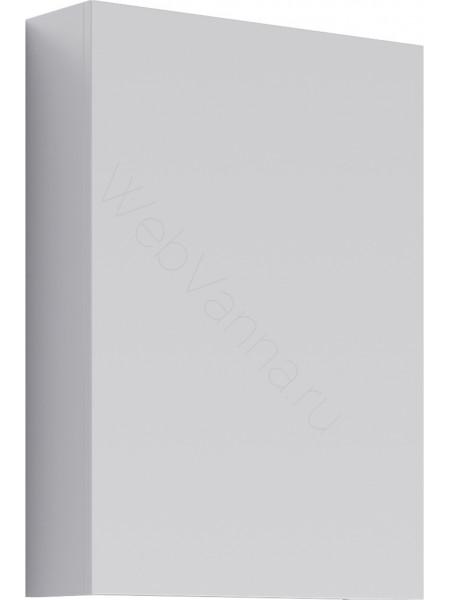 Зеркальный шкаф Aqwella МС 50 см, белый