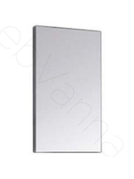 Зеркальный шкаф Aqwella Дельта 45 см, белый, угловой