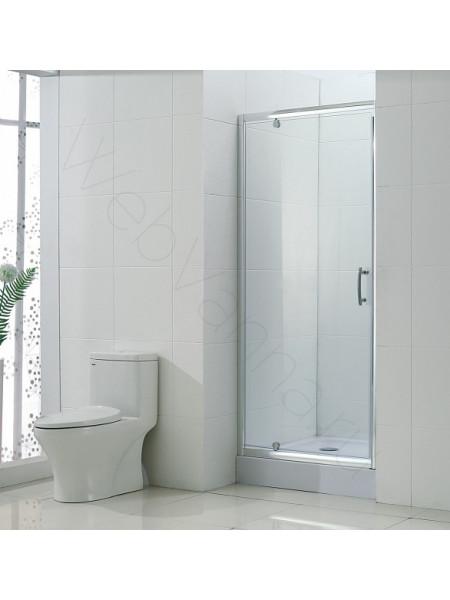 Душевая дверь Bandhours Frenk 100D, 100 см, стекло прозрачное