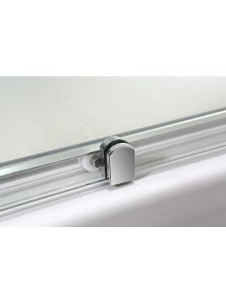 Душевая дверь Bandhours Loft 120-135D, 120-135 см, стекло прозрачное