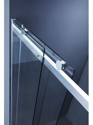 Душевая дверь Bandhours Queen 180, 180 см, стекло прозрачное