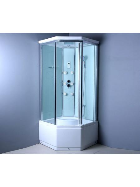 Душевая кабина Bandhours Clio B 90х90, прозрачное стекло