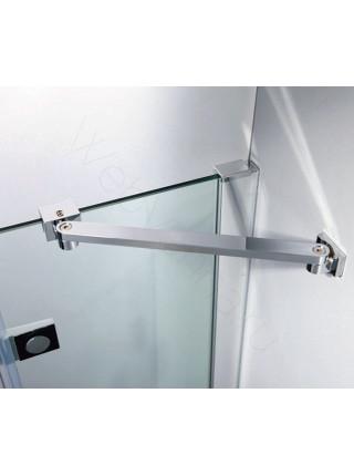 Шторка на ванну Bandhours Eko 100, стекло прозрачное