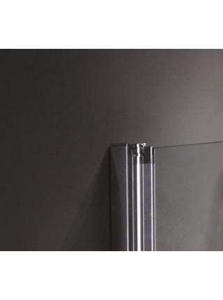 Шторка на ванну Bandhours Eko 80, стекло прозрачное