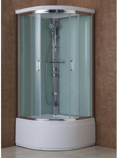 Душевая кабина Bandhours Star B 90x90, прозрачное стекло