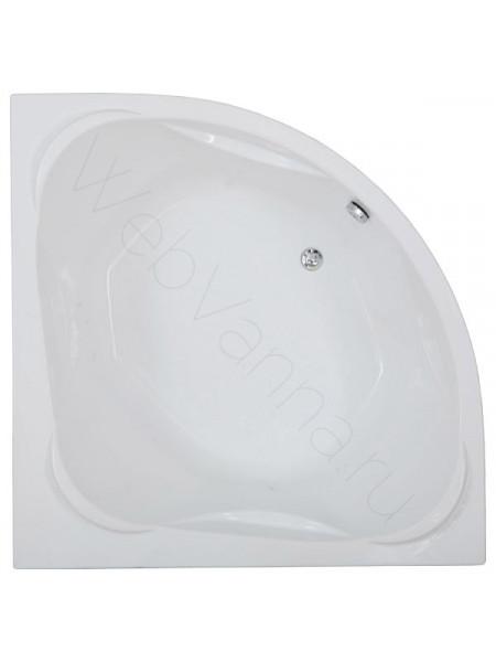 Акриловая ванна Bas Риола 135х135