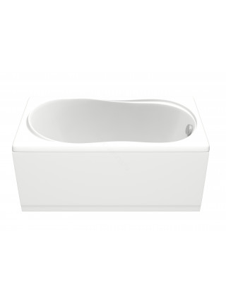 Акриловая ванна Bas Тесса 140х70 на ножках