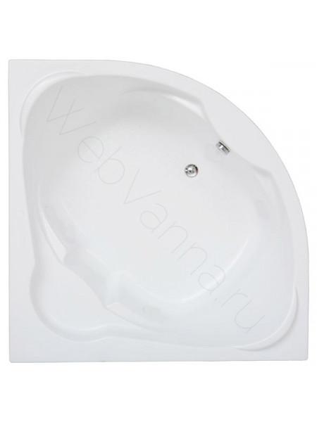 Акриловая ванна Bas Хатива 143х143