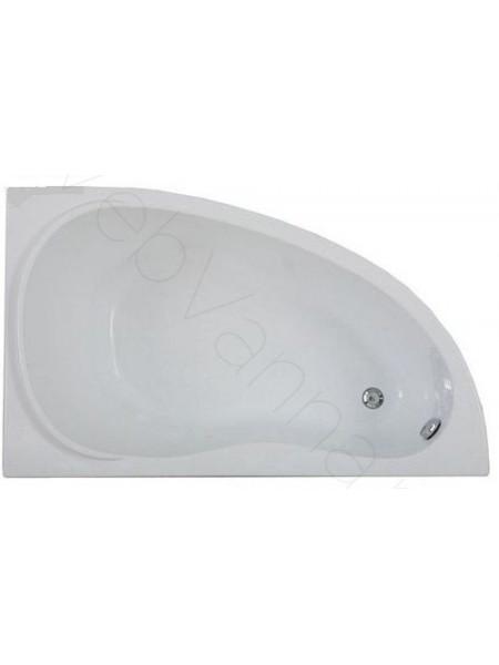 Акриловая ванна Bas Алегра 150х90 R