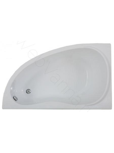 Акриловая ванна Bas Алегра 150х90 L
