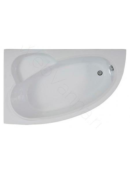 Акриловая ванна Bas Сагра 160х100 L