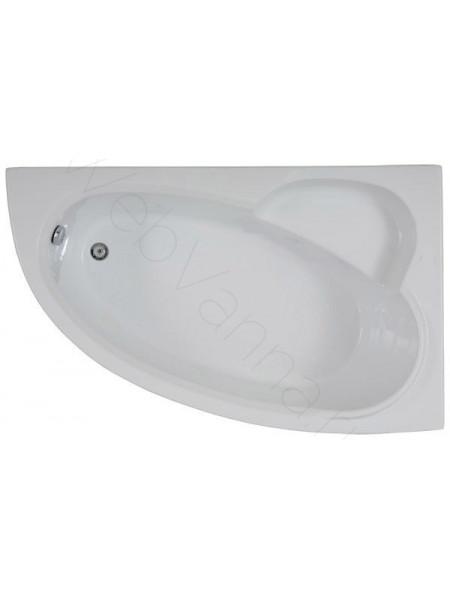 Акриловая ванна Bas Сагра 160х100 R
