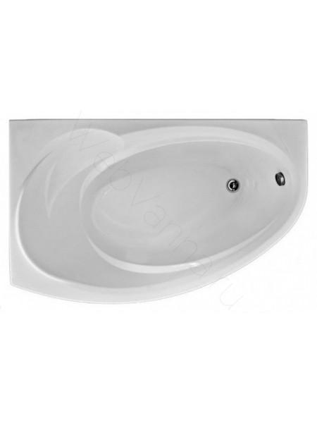 Акриловая ванна Bas Флорида 160х88 L