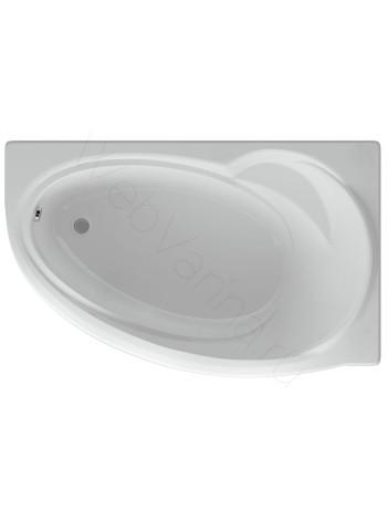 Акриловая ванна Bas ФЛОРИДА 160х88 R
