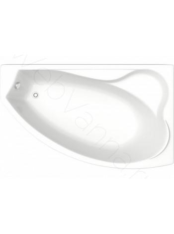Акриловая ванна Bas НИКОЛЬ 170х100 R