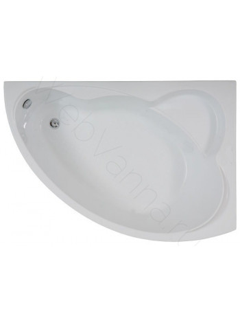 Акриловая ванна Bas ЛАГУНА 170х110 R