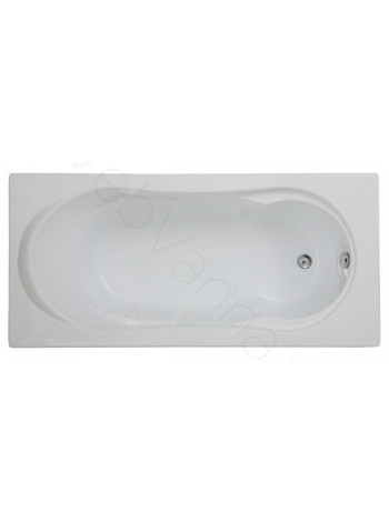 Акриловая ванна Bas АХИН 170х80