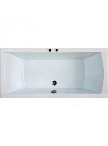Акриловая ванна Bas ИНДИКА 170х80