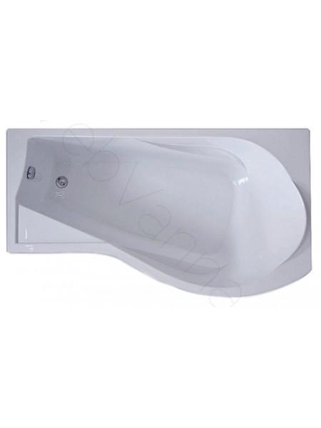 Акриловая ванна Bas Капри 170х80 R