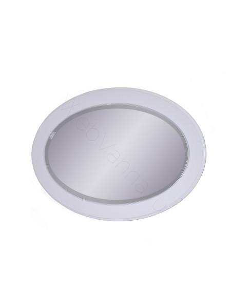 Зеркало Edelform Декора 100 см, белое
