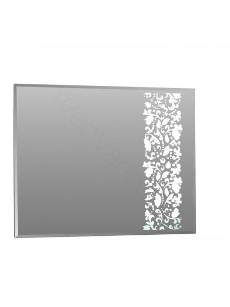 Зеркало Edelform Эдель 80 см, с подсветкой
