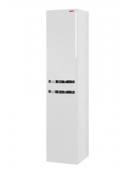 Пенал Edelform Нота 38 см, б/ящ, белый, одинарный, корзина