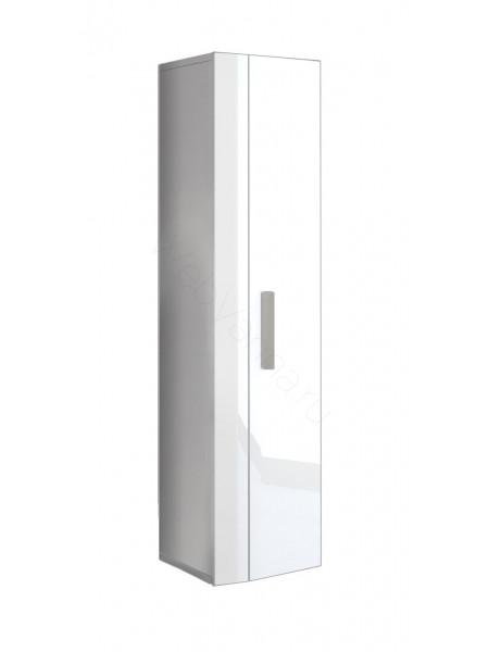 Пенал Edelform Фортэ 35 см, б/ящ, двойной, белый