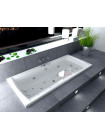 Акриловая ванна Excellent Crown 180х80