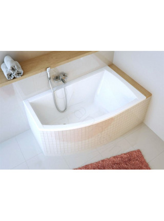 Акриловая ванна Excellent Magnus 160х95 R