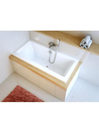 Акриловая ванна Excellent Pryzmat Lux 180х80