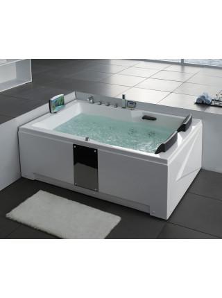 Акриловая ванна Gemy G9061 O L 181х121